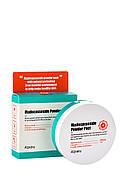 Противовоспалительная компактная пудра Apieu Madecassoside Powder Pact, 6 г, фото 3