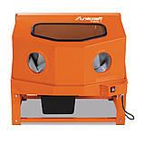Установка для миття деталей пневматична Unicraft TWG 1, фото 2