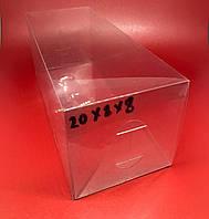 Упаковка из пластика. 20х8х8см.200мкр