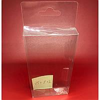 Подарочная упаковка с европодвесом. 15х8х2см.200мкр