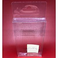 Упаковка для сувениров с европодвесом. 15х10х2см.200мкр