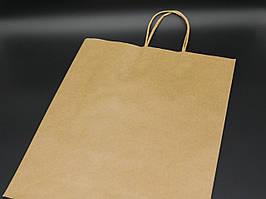 Крафт пакеты. 32х41х11см