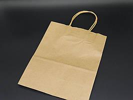 Крафт пакеты. 25х33х12см