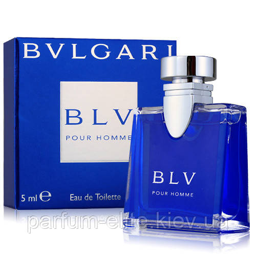 Мініатюра Bvlgari BLV Pour Homme 5ml