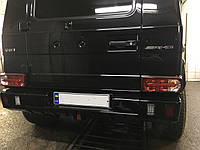 Задний бампер Mercedes G- class W463 Brabus