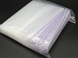Пакеты с замком ZIP-LOCK. 160ммх250мм,уп/100шт
