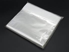 Пакеты полипропиленовые с еврослотом и клейкой лентой