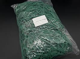 Гумки для грошей Польська. 60х1.5х1.5мм. Колір зелений
