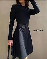"""Сукня жіноча молодіжна в рубчик ,розмір 42-46 """"MIXMI"""" купити недорого від прямого постачальника"""