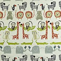 Ткань для штор в детскую Snappy Prestigious Textiles