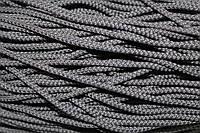 Шнур 4мм (200м) т. серый
