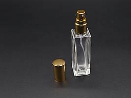 Стеклянные бутылочки. Спрей. 24х82мм
