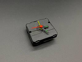 Часовые механизмы с будильником. 50х55х16мм. Шток 7мм.