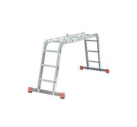 Универсальная шарнирная лестница с перекладинами MultiMatic 4x5