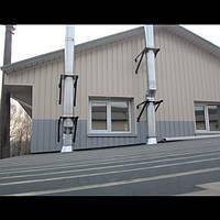 Система отопления в г. Кривой Рог, складские помещения