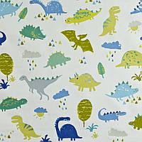 Ткань для штор в детскую Dino Prestigious Textiles