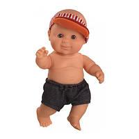Младенец мальчик Альдо 22 см Paola Reina 01245