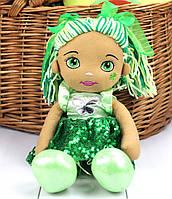 М'яка лялька, плюшева лялька, 35 см, фото 1