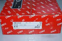 Диск тормозной ВАЗ 2112 передний вентилируемый (пр-во TRW)