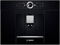 Кофемашина Bosch CTL 636EB1 ( эспрессо, 2.4 л, черная)