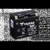 Мото Акумулятор Yuasa 12V 10.5Ah MF VRLA Battery YT12B-BS (сухозаряджений) (+/-)