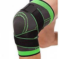 Бандаж коленного сустава KNEE SUPPORT (WN-26), фиксатор коленного сустава, бандаж на колено ск2