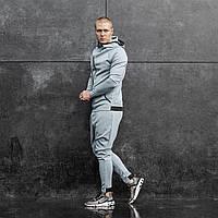 """Мужской спортивный костюм """"Fit diving"""" голубой"""