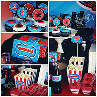 Кенди бар (Candy Bar) Супергерои