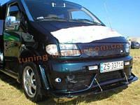 Решетка радиатора для Mercedes Vito 1996-03