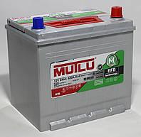 Аккумулятор MUTLU EFB Start-Stop Asia 6CT-64Ah/650A R+ EFB.D23.64.062.C Автомобильный (МУТЛУ) АКБ Турция НДС