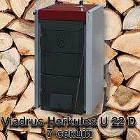 Котел Viadrus 22 D 7 секцій 40,7 кВт., фото 1