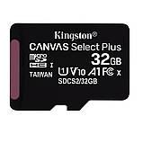 Карта пам'яті 32 ГБ microSD Class 10 для техніки мікро СД без адаптера флеш картка, фото 10