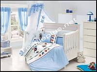 Детский набор постельных принадлежностей  First Choice бамбук Captain