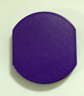 Штемп подушка сменная фиолетовая