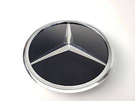 Емблема (Зірка) дзеркальная під дистроник Mercedes E-Class W212 2009-2016год