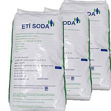 Сода пищевая, в мешках по 25 кг