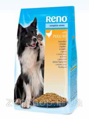 Reno Рено сухой корм для собак со вкусом птицы 10 кг, фото 2