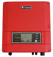 Мережевий інвертор GoodWe 3 кВт (220 В, одна фаза)