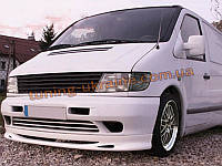 Юбка передняя на Mercedes-Benz Vito W638 1996-03