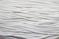 Шнур 4мм (200м) белый/черный