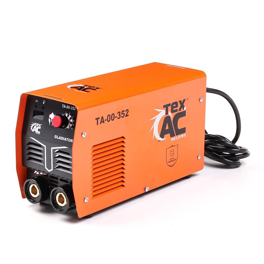 Зварювальний апарат Tex.AC GLADIATOR ТА-00-352