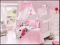 Детский набор постельных принадлежностей  First Choice бамбук My little