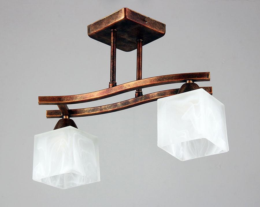 Люстра, 2 лампы