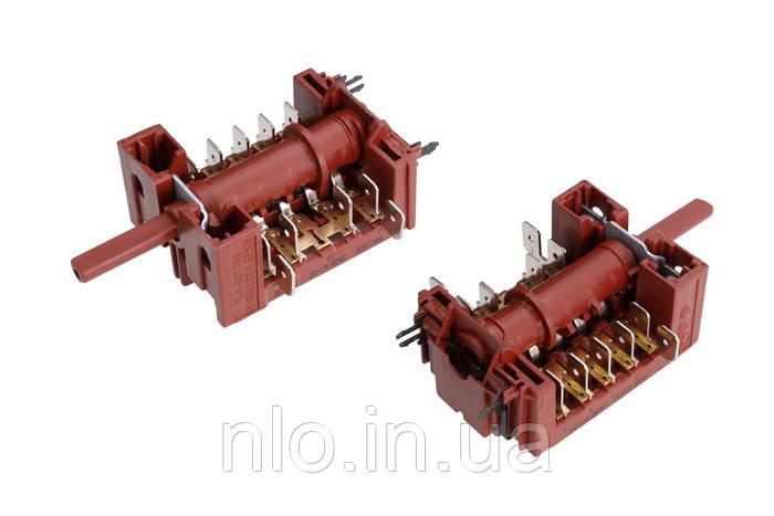 Перемикач для духовки і електроплити, Gottak 820510, 8050044