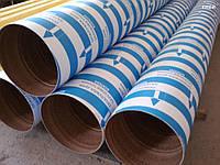 Одноразова паперова опалубка колон