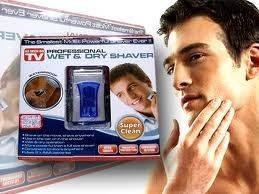Міні бритва для сухого та вологого гоління Wet & Dry