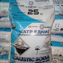 Сода каустическая гранулированная (гранула), 25 кг.
