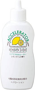 Kaminomoto Hair Accelerator L (Lemon Lime Стимулятор росту волосся, 150 мл