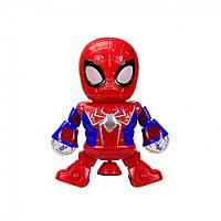Робот 804/5/6 со звуковыми и световыми эффектами (Spider-Man)