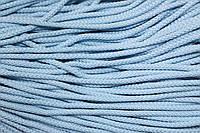 Шнур 4мм (200м) голубой